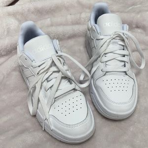 ADIDAS Ortholite All White Shoes
